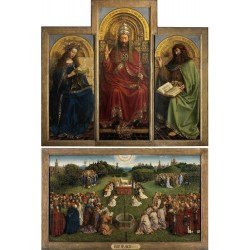 Altarpiece of Ghent,Jan van...