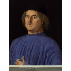 Portrait of A Man,Alvise...
