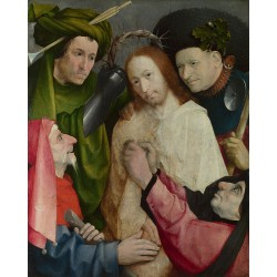 Christ Mocked and Crowned...