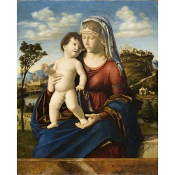 The Virgin and Child,CIMA...