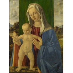 The Virgin and Child,Marco...
