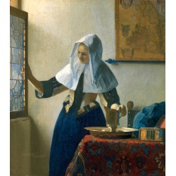 Woman with a Jug,Jan...