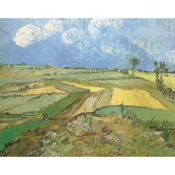 Wheat Fields at Auvers...