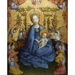 Madonna of the Rose...