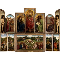 The Ghent Altarpiece,Jan...