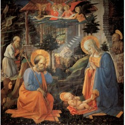 The Adoration of the Infant...