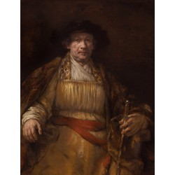 Self-Portrait,Rembrandt van...