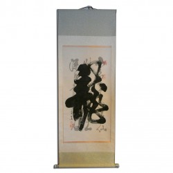 Original Asian painting on...