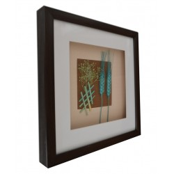 Wheat, Framed picture,...